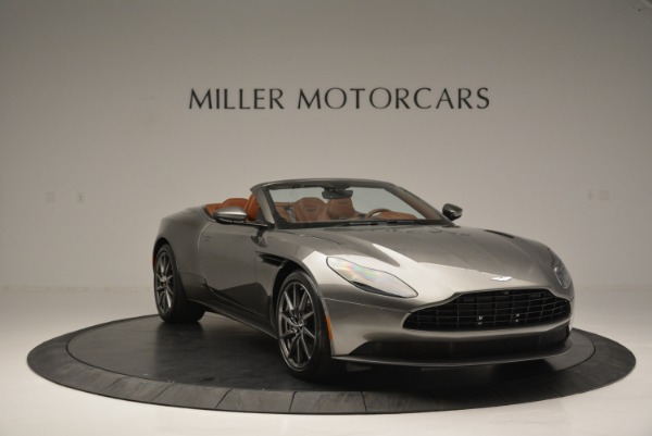 Used 2019 Aston Martin DB11 V8 Convertible for sale Sold at Pagani of Greenwich in Greenwich CT 06830 11