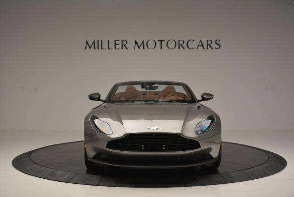 Used 2019 Aston Martin DB11 V8 Convertible for sale Sold at Pagani of Greenwich in Greenwich CT 06830 12