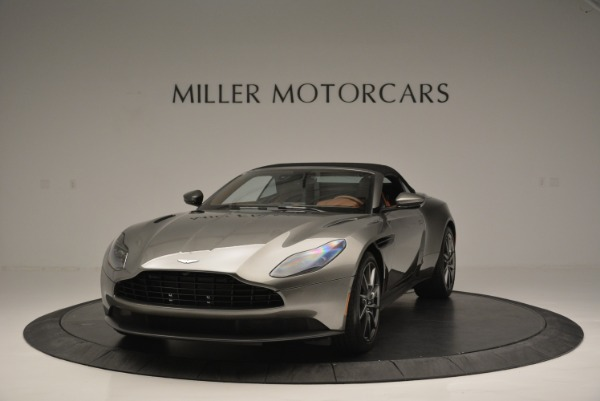 Used 2019 Aston Martin DB11 V8 Convertible for sale Sold at Pagani of Greenwich in Greenwich CT 06830 13