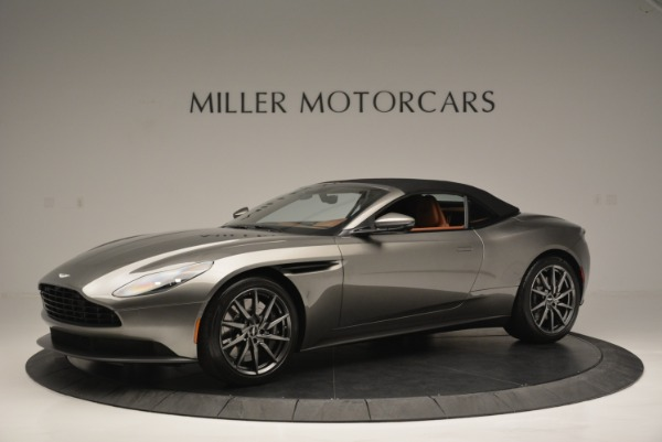 Used 2019 Aston Martin DB11 V8 Convertible for sale Sold at Pagani of Greenwich in Greenwich CT 06830 14