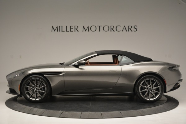 Used 2019 Aston Martin DB11 V8 Convertible for sale Sold at Pagani of Greenwich in Greenwich CT 06830 15