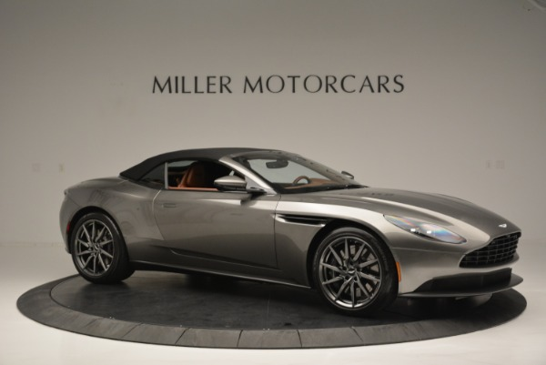 Used 2019 Aston Martin DB11 V8 Convertible for sale Sold at Pagani of Greenwich in Greenwich CT 06830 17