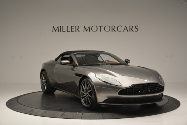 Used 2019 Aston Martin DB11 V8 Convertible for sale Sold at Pagani of Greenwich in Greenwich CT 06830 18