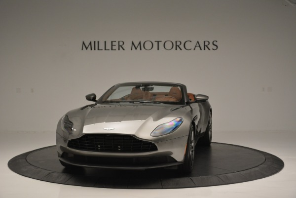 Used 2019 Aston Martin DB11 V8 Convertible for sale Sold at Pagani of Greenwich in Greenwich CT 06830 2