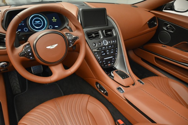 Used 2019 Aston Martin DB11 V8 Convertible for sale Sold at Pagani of Greenwich in Greenwich CT 06830 20