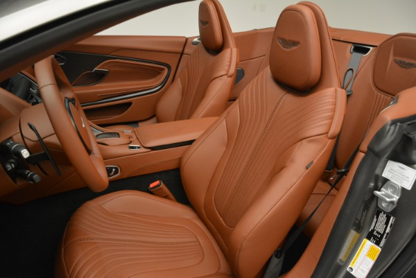 Used 2019 Aston Martin DB11 V8 Convertible for sale Sold at Pagani of Greenwich in Greenwich CT 06830 21