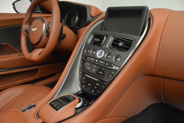 Used 2019 Aston Martin DB11 V8 Convertible for sale Sold at Pagani of Greenwich in Greenwich CT 06830 24