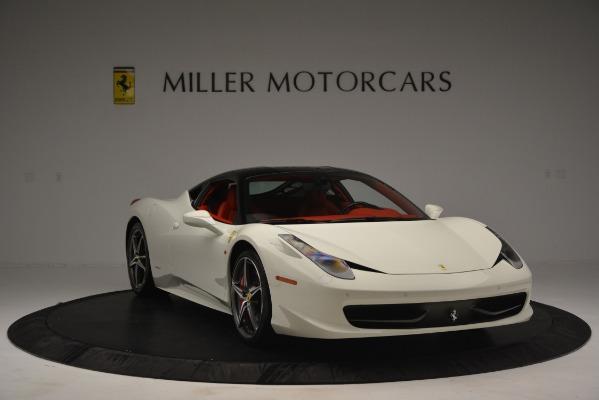 Used 2012 Ferrari 458 Italia for sale Sold at Pagani of Greenwich in Greenwich CT 06830 11