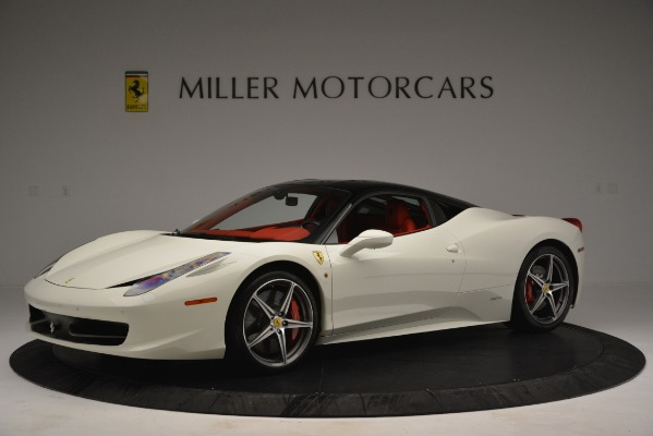 Used 2012 Ferrari 458 Italia for sale Sold at Pagani of Greenwich in Greenwich CT 06830 2
