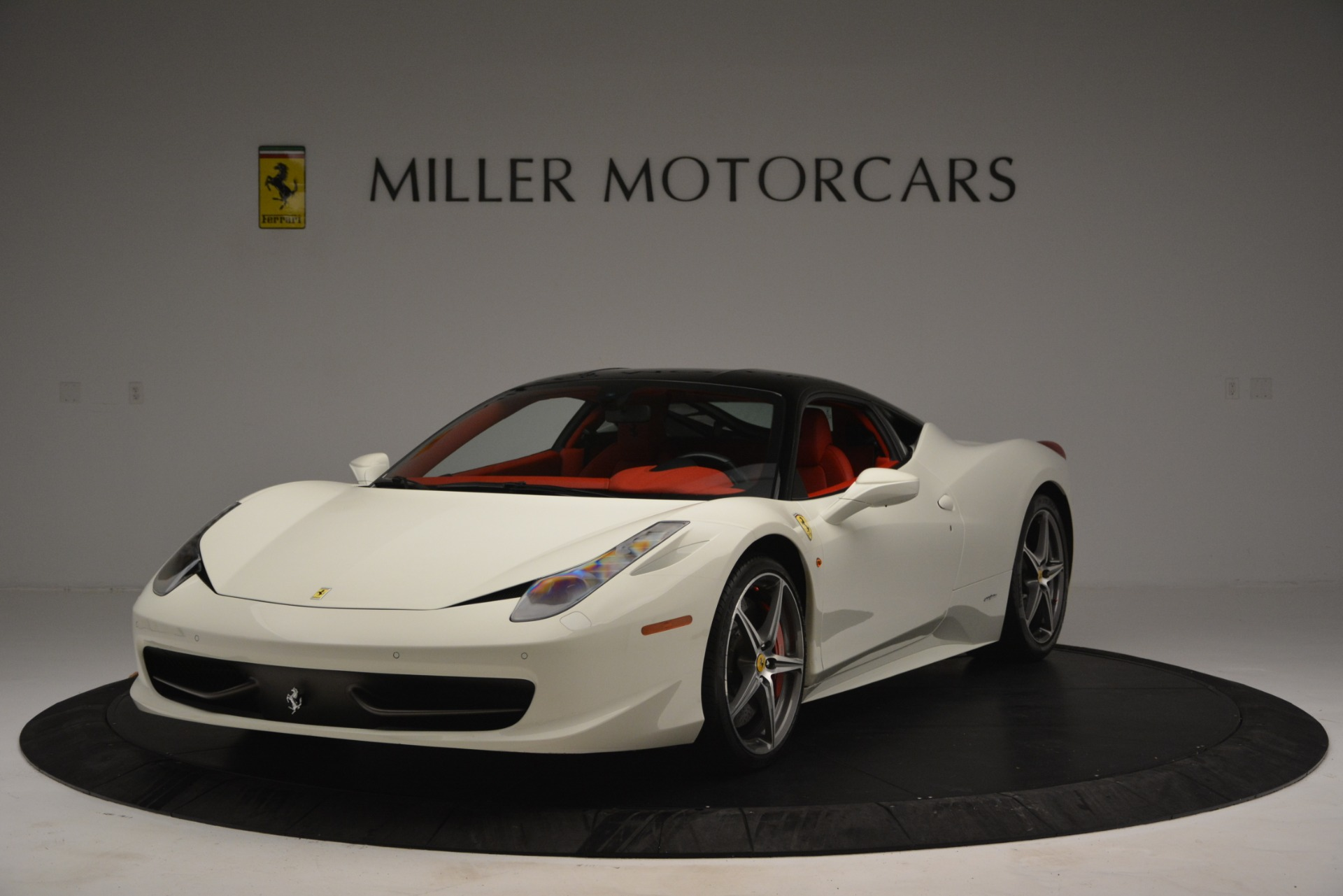 Used 2012 Ferrari 458 Italia for sale Sold at Pagani of Greenwich in Greenwich CT 06830 1