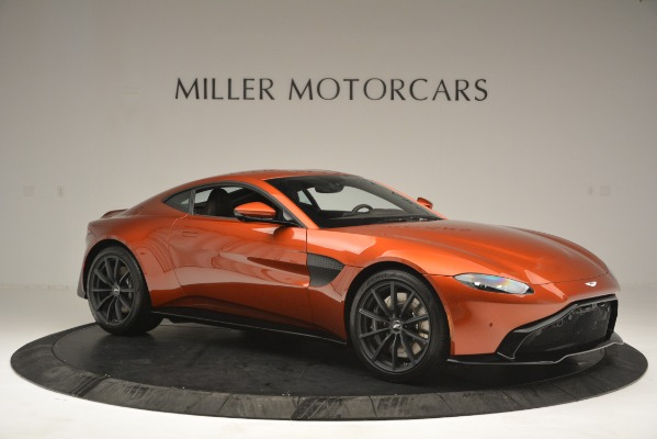 Used 2019 Aston Martin Vantage Coupe for sale Sold at Pagani of Greenwich in Greenwich CT 06830 10