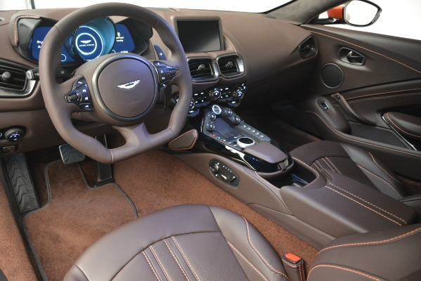 Used 2019 Aston Martin Vantage Coupe for sale Sold at Pagani of Greenwich in Greenwich CT 06830 14