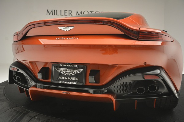 Used 2019 Aston Martin Vantage Coupe for sale Sold at Pagani of Greenwich in Greenwich CT 06830 19