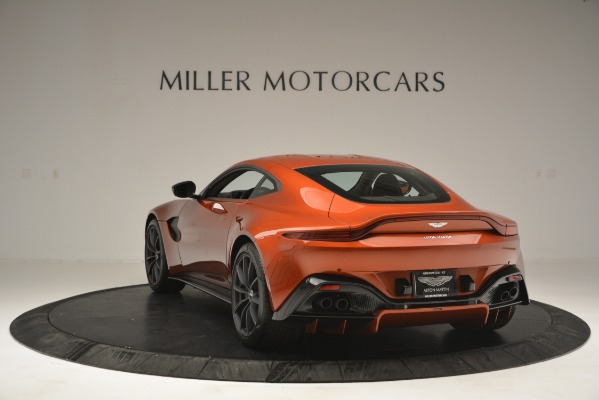 Used 2019 Aston Martin Vantage Coupe for sale Sold at Pagani of Greenwich in Greenwich CT 06830 5