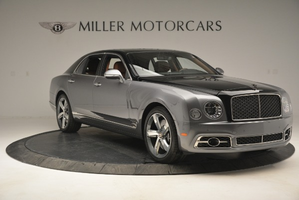 New 2019 Bentley Mulsanne Speed for sale Sold at Pagani of Greenwich in Greenwich CT 06830 11