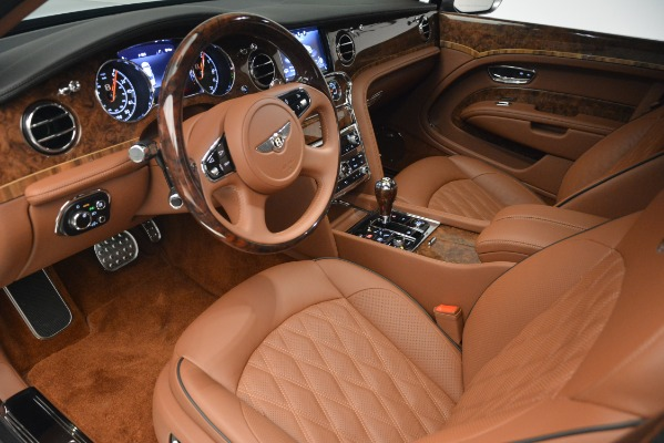 New 2019 Bentley Mulsanne Speed for sale Sold at Pagani of Greenwich in Greenwich CT 06830 13
