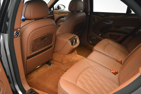 New 2019 Bentley Mulsanne Speed for sale Sold at Pagani of Greenwich in Greenwich CT 06830 17