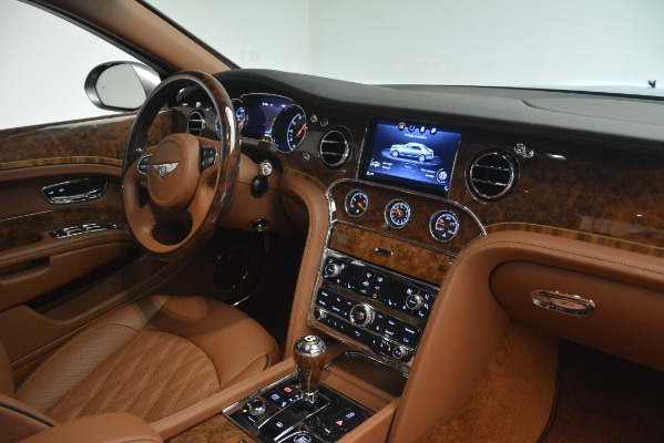 New 2019 Bentley Mulsanne Speed for sale Sold at Pagani of Greenwich in Greenwich CT 06830 18