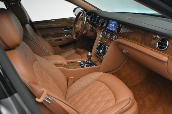 New 2019 Bentley Mulsanne Speed for sale Sold at Pagani of Greenwich in Greenwich CT 06830 19