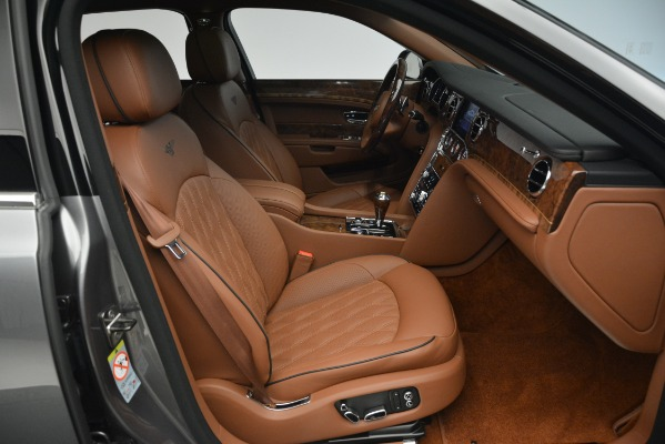 New 2019 Bentley Mulsanne Speed for sale Sold at Pagani of Greenwich in Greenwich CT 06830 20