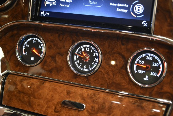 New 2019 Bentley Mulsanne Speed for sale Sold at Pagani of Greenwich in Greenwich CT 06830 25