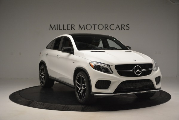 Used 2016 Mercedes-Benz GLE 450 AMG Coupe 4MATIC for sale Sold at Pagani of Greenwich in Greenwich CT 06830 11