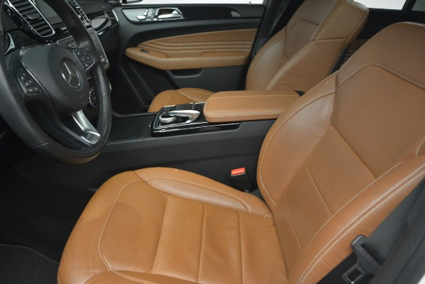 Used 2016 Mercedes-Benz GLE 450 AMG Coupe 4MATIC for sale Sold at Pagani of Greenwich in Greenwich CT 06830 14