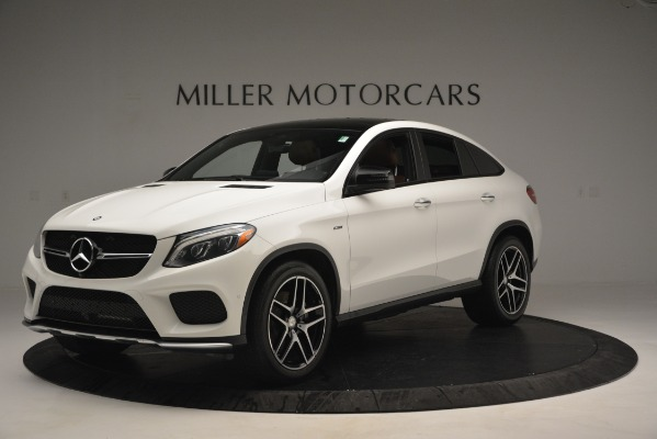 Used 2016 Mercedes-Benz GLE 450 AMG Coupe 4MATIC for sale Sold at Pagani of Greenwich in Greenwich CT 06830 2