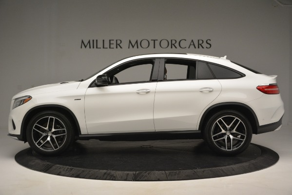 Used 2016 Mercedes-Benz GLE 450 AMG Coupe 4MATIC for sale Sold at Pagani of Greenwich in Greenwich CT 06830 3