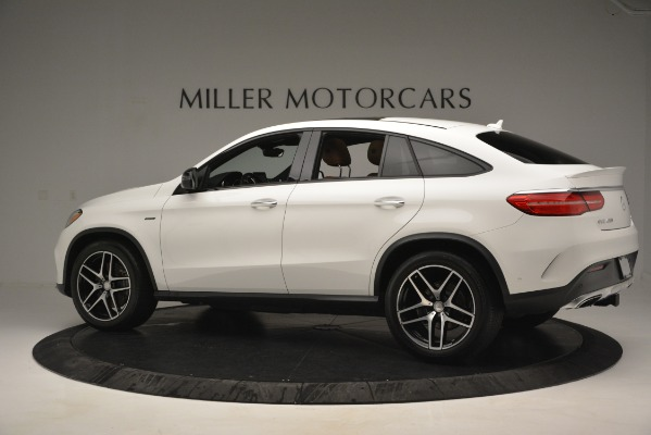Used 2016 Mercedes-Benz GLE 450 AMG Coupe 4MATIC for sale Sold at Pagani of Greenwich in Greenwich CT 06830 4