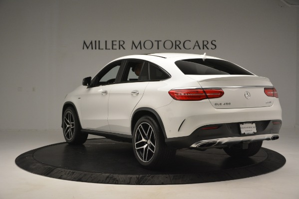Used 2016 Mercedes-Benz GLE 450 AMG Coupe 4MATIC for sale Sold at Pagani of Greenwich in Greenwich CT 06830 5