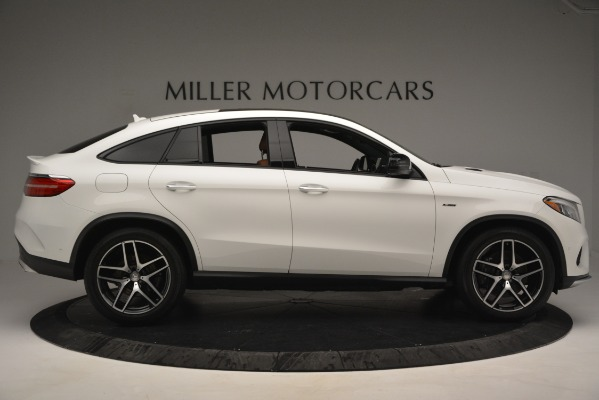 Used 2016 Mercedes-Benz GLE 450 AMG Coupe 4MATIC for sale Sold at Pagani of Greenwich in Greenwich CT 06830 9