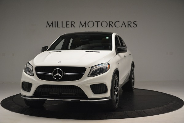 Used 2016 Mercedes-Benz GLE 450 AMG Coupe 4MATIC for sale Sold at Pagani of Greenwich in Greenwich CT 06830 1