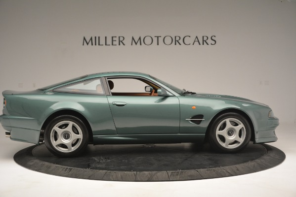 Used 1999 Aston Martin V8 Vantage Le Mans V600 Coupe for sale $550,000 at Pagani of Greenwich in Greenwich CT 06830 10