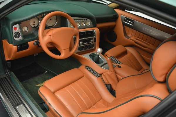 Used 1999 Aston Martin V8 Vantage Le Mans V600 Coupe for sale $550,000 at Pagani of Greenwich in Greenwich CT 06830 15