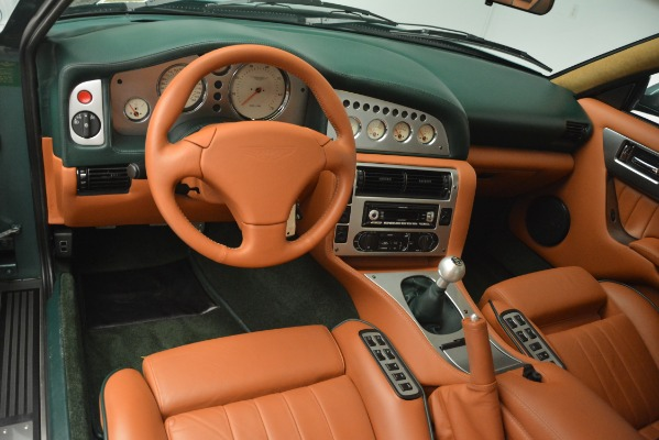 Used 1999 Aston Martin V8 Vantage Le Mans V600 Coupe for sale $550,000 at Pagani of Greenwich in Greenwich CT 06830 16