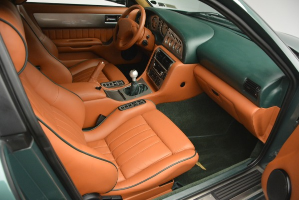 Used 1999 Aston Martin V8 Vantage Le Mans V600 Coupe for sale $550,000 at Pagani of Greenwich in Greenwich CT 06830 25