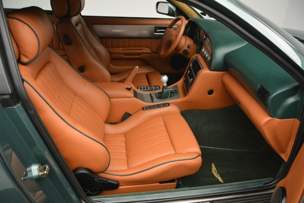 Used 1999 Aston Martin V8 Vantage Le Mans V600 Coupe for sale $550,000 at Pagani of Greenwich in Greenwich CT 06830 26