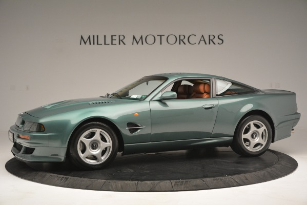 Used 1999 Aston Martin V8 Vantage Le Mans V600 Coupe for sale $550,000 at Pagani of Greenwich in Greenwich CT 06830 3