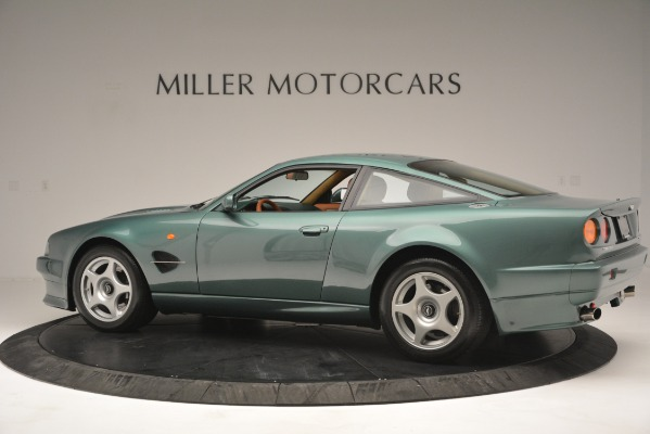 Used 1999 Aston Martin V8 Vantage Le Mans V600 Coupe for sale $550,000 at Pagani of Greenwich in Greenwich CT 06830 5