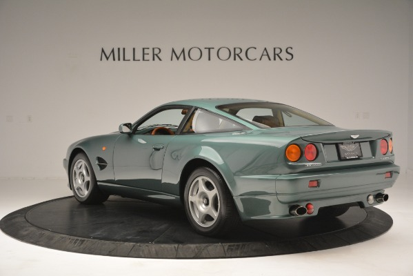 Used 1999 Aston Martin V8 Vantage Le Mans V600 Coupe for sale $550,000 at Pagani of Greenwich in Greenwich CT 06830 6