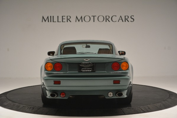 Used 1999 Aston Martin V8 Vantage Le Mans V600 Coupe for sale $550,000 at Pagani of Greenwich in Greenwich CT 06830 7