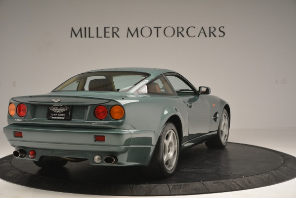 Used 1999 Aston Martin V8 Vantage Le Mans V600 Coupe for sale $550,000 at Pagani of Greenwich in Greenwich CT 06830 8