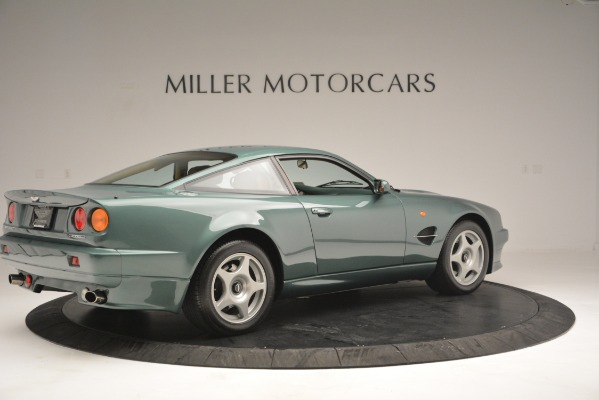 Used 1999 Aston Martin V8 Vantage Le Mans V600 Coupe for sale $550,000 at Pagani of Greenwich in Greenwich CT 06830 9