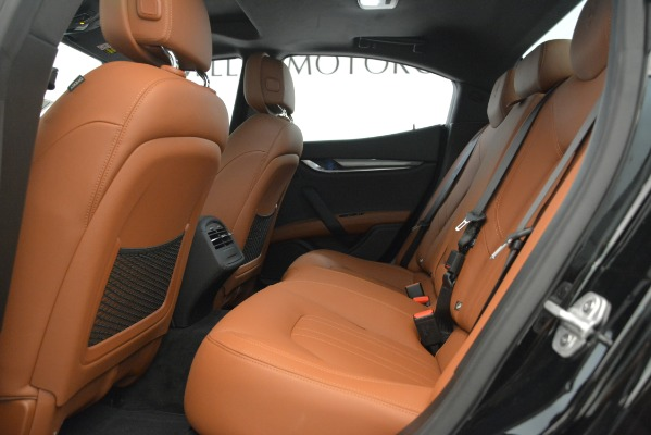 New 2019 Maserati Ghibli S Q4 for sale Sold at Pagani of Greenwich in Greenwich CT 06830 24