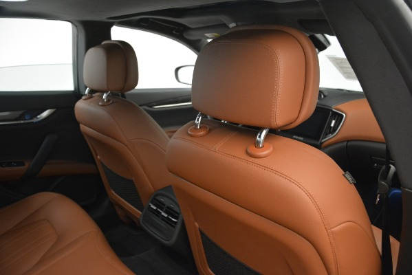 New 2019 Maserati Ghibli S Q4 for sale Sold at Pagani of Greenwich in Greenwich CT 06830 26