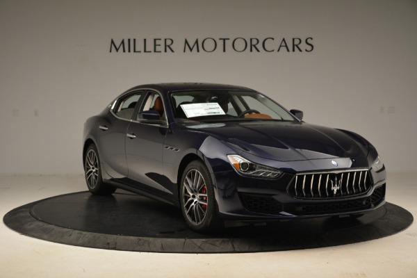 New 2019 Maserati Ghibli S Q4 for sale $59,900 at Pagani of Greenwich in Greenwich CT 06830 12