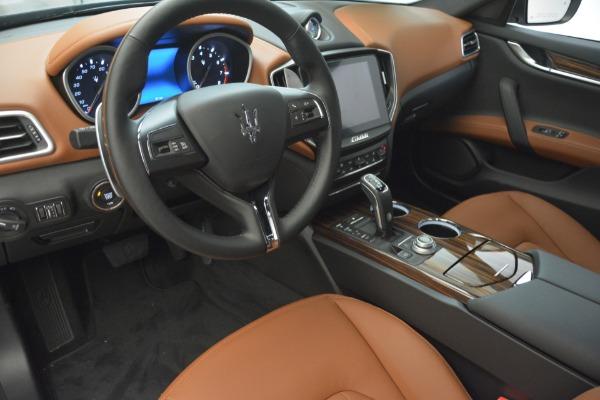 New 2019 Maserati Ghibli S Q4 for sale $59,900 at Pagani of Greenwich in Greenwich CT 06830 14