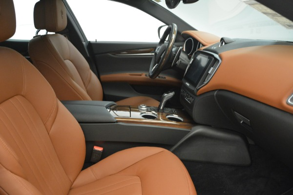 Used 2019 Maserati Ghibli S Q4 for sale $57,900 at Pagani of Greenwich in Greenwich CT 06830 22
