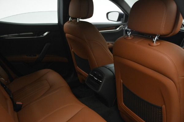 Used 2019 Maserati Ghibli S Q4 for sale $57,900 at Pagani of Greenwich in Greenwich CT 06830 24